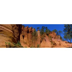The ochres of Roussillon