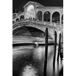 Under the bridges of Venice
