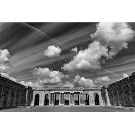 Clouds on the Grand Trianon